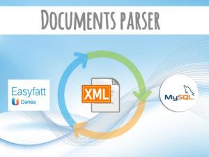 document parser per easyfattxml